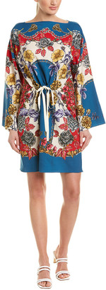 Gucci Wool Shift Dress