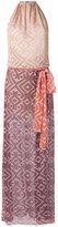 Cecilia Prado knit long dress