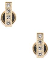 Ileana Makri Pixel Stud Earring in Metallics.