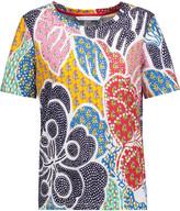 Diane von Furstenberg Val printed cotton T-shirt