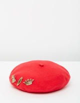 Maison Scotch French Beret