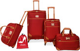 Jessica Simpson Kinsey 5-Pc. Luggage Set
