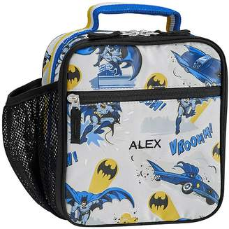 Pottery Barn Kids BATMAN Glow-in-the-Dark Lunch Boxes