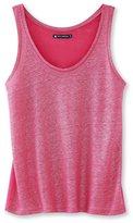 Petit Bateau Womens lacquered linen vest top