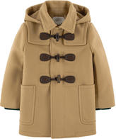Gucci Wool and cashmere duffle coat