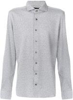 Hackett formal collared shirt - men - Cotton - S
