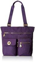 Baggallini Gold International Tulum GRP Shoulder Bag