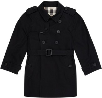Burberry Kids Garbadine Trench Coat