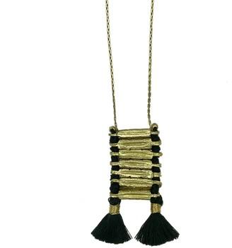 Slate & Salt Anika Temple Necklace