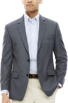 Izod Check Sport Coat - Classic Fit