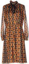 Miu Miu Knee-length dresses