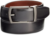Ryan Seacrest Distinction Men's Reversible Feather-Edge Belt, Only at Macy's