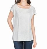 Lilla P Warm Square-Neck Shirt - Short Sleeve (For Women)