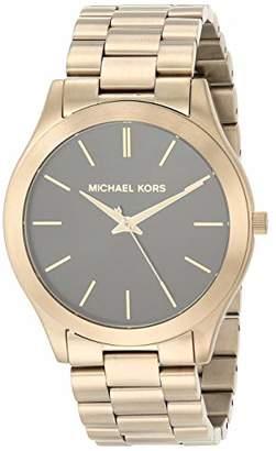 Michael Kors Men's Quartz Watch with Stainless Steel Strap