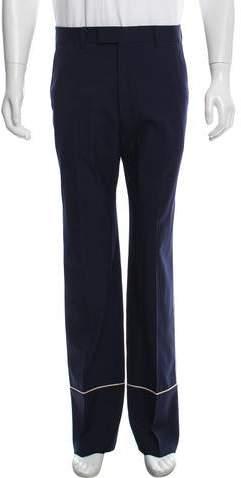 Gucci Twill Contrast Dress Pants w/ Tags
