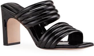 Schutz Naiara Two-Band Slide Sandals
