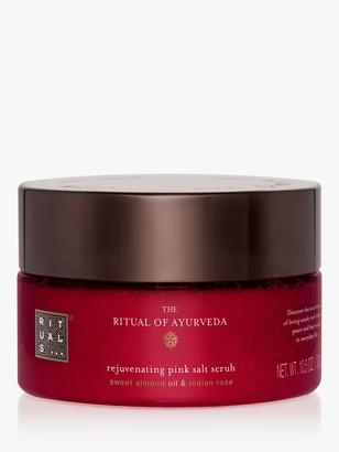RITUALS The Ritual of Ayurveda Rejuvenating Pink Salt Scrub, 300g