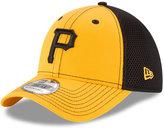 New Era Pittsburgh Pirates Team Front Neo 39THIRTY Cap