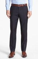 HUGO 'Aiko/Heise' Trim Fit Stripe Suit