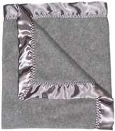 Dee Givens & Co-Raindrops 1804 Neutral Fleece Receiving Blanket - 28 in. x 36 in.