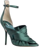 Max Studio Gia - Wrapped Satin High Heels
