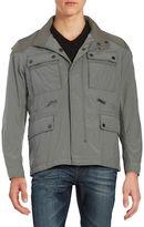 Strellson Zip-Front Utility Jacket