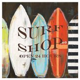 Thirstystone 4-pc. Surf Shop Coaster Set
