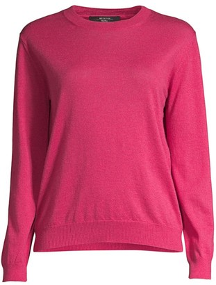 Max Mara Bobbio Wool & Cashmere Sweater