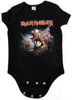 Global Iron Maiden Baby Infant The Trooper Creeper S