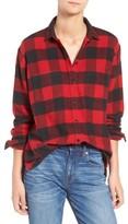 Madewell Women's Ex-Boyfriend Oversize Boyfriend Shirt