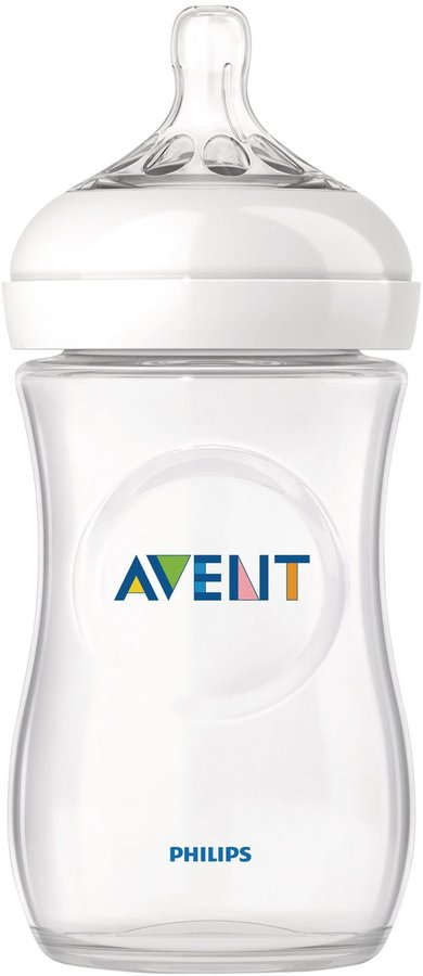 Avent Naturally Natural Bottle