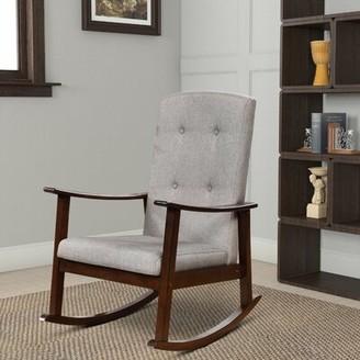 Charlton Home Galbraith Rocking Chair