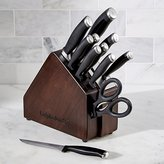Crate & Barrel Calphalon ® Space Saving SharpIN ® 12-Piece Knife Block Set