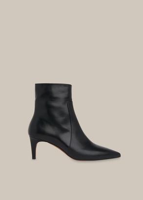 Celia Kitten Heel Boot