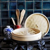 Williams-Sonoma Bamboo Steamer Basket