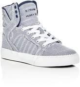 Supra Boys' Skytop High Top Sneakers