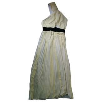 Designers Remix White Dress for Women