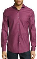 Hugo C-Jason Slim-Fit Textured Sport Shirt