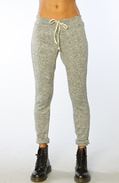 Obey The Smokey Mountain Slimfit Sweatpants in Heather Gray