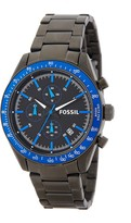 Fossil Men's Stainless Steel Chrono Watch