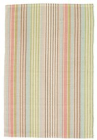 Dash & Albert Ana Indoor/outdoor Ticking Rug