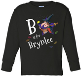 Room on the Broom Personalized Long-Sleeve Tee - Toddler & Kids