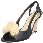 Jen + Kim for Coloriffics Women's Sweetie Wedge Sandal