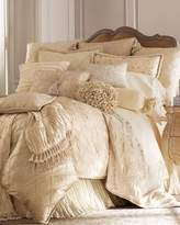 Jane Wilner Designs Lattice-Textured Full/Queen Duvet Cover