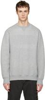 Sacai Grey Sweats Pullover
