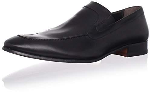 a. testoni a.testoni BASIC Men's Apron Toe Loafer