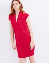 Whistles Paige V-Neck Dress