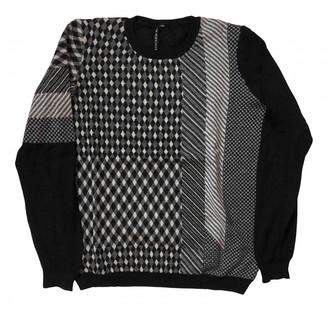 Liviana Conti Black Silk Knitwear