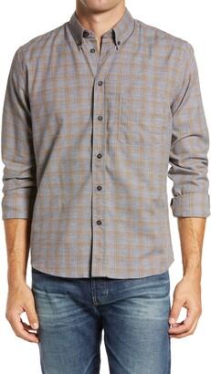 Billy Reid Tuscumbia Plaid Button-Down Shirt