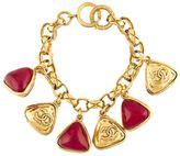 Chanel Vintage bracelet à breloques